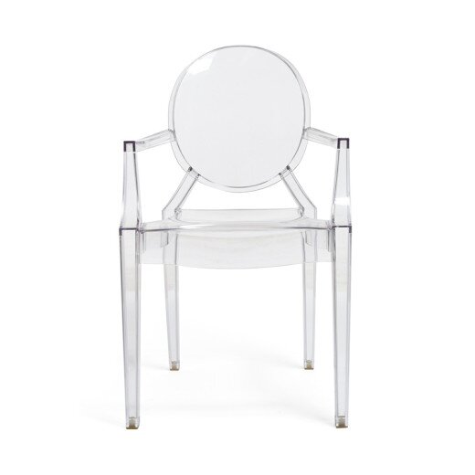 philippe-starck-ghost-chair-description